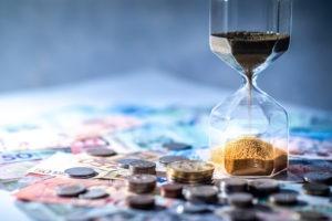 Bild stellt Zeitersparnis und Gewinnmaximierung durch Leadgenerierung dar.